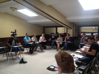 Organization of focus groups with jurnalists for the evaluation of CBC Romania-Bulgaria 2007-2013