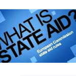 Specialized assistance in the field of State aid